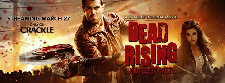 """Dead Rising: Watchtower"" Movie Poster"