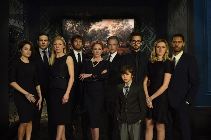 American Gothic  will be at Comic-Con 2016!