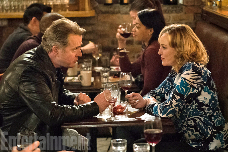 New Elementary Season 4, Ep 15 with Virginia Madsen as guest star