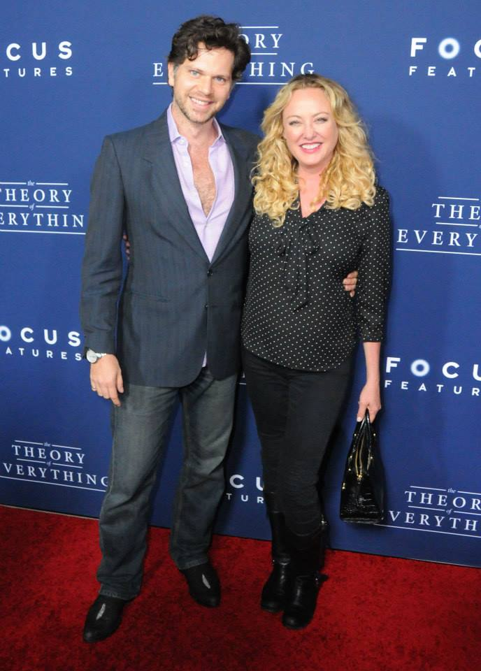 "Virginia Madsen attends ""The Theory Of Everything"" Los Angeles Premiere"