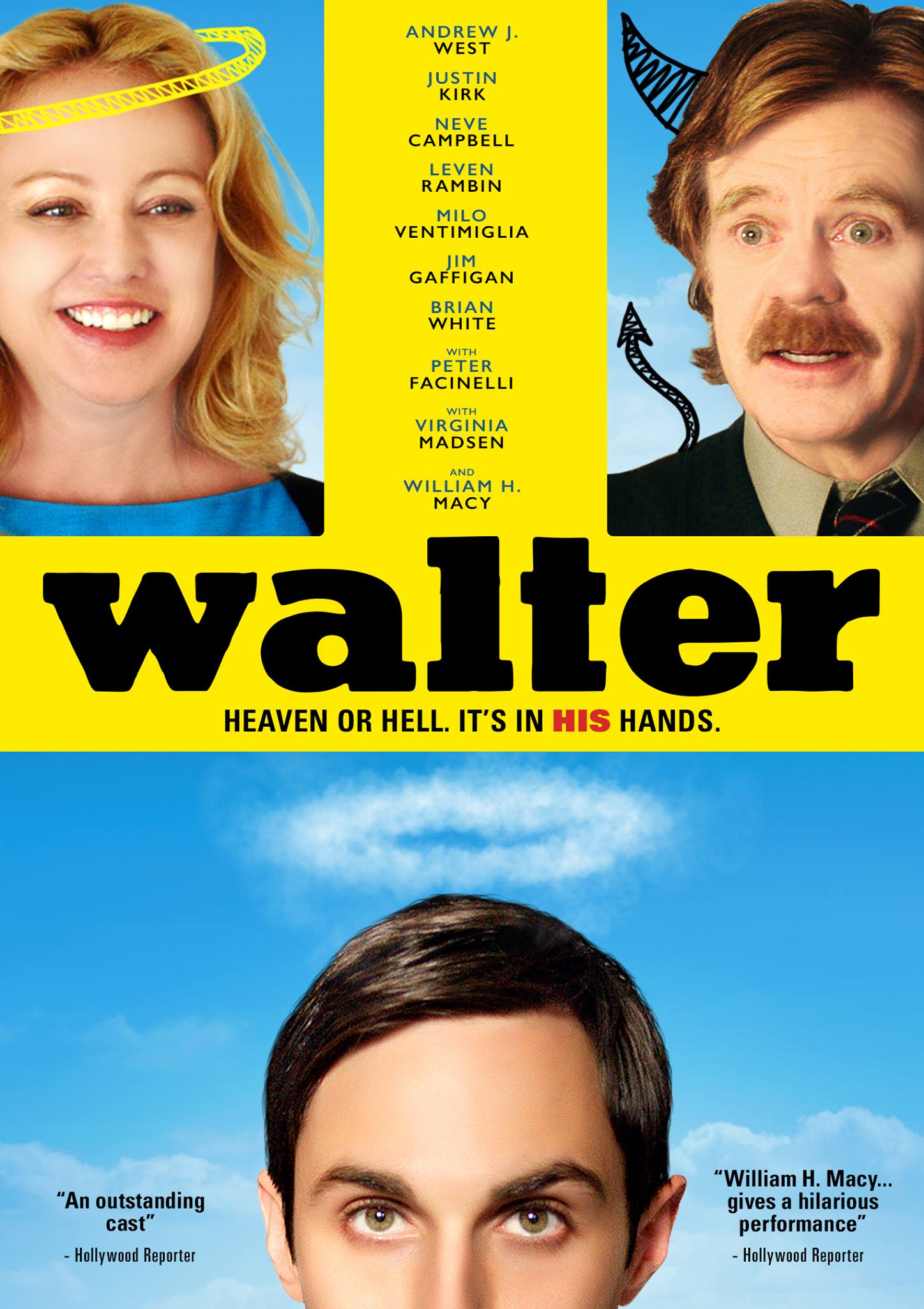 """Walter"" Production Stills & US Release Date"