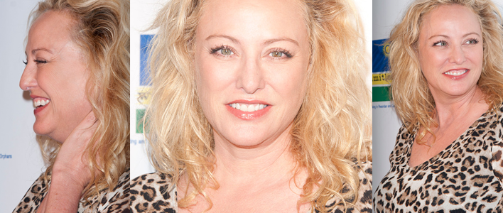 """Virginia Madsen attends """"We Are Limitless"""" 2nd Annual Celebrity Poker Tournament!!"""